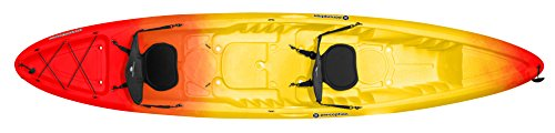 Perception Kayak Rambler Sit On Top for Recreation