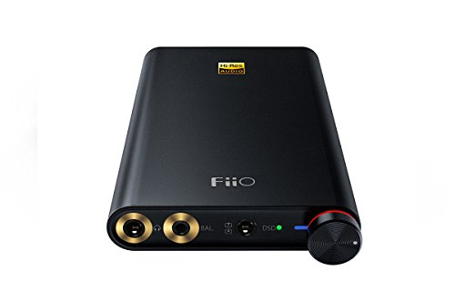 FiiO Q1 Mark II Native DSD DAC &...