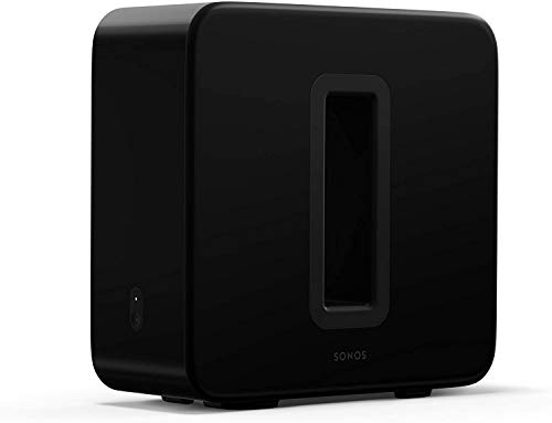 Sonos Sub - The Wireless Subwoofer for Deep Bass -...