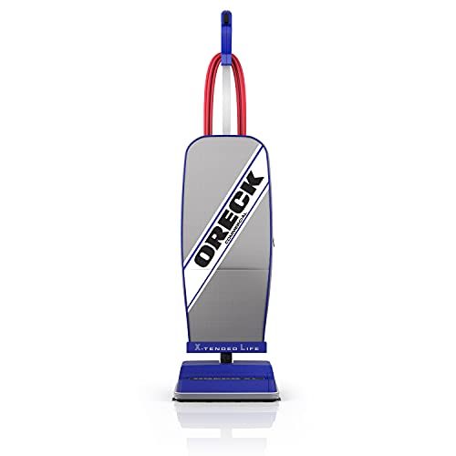 ORECK XL COMMERCIAL Upright Vacuum Cleaner, Bagged...