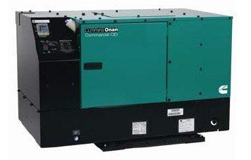 12KW Cummins Onan QD 12000 Single Phase Diesel...