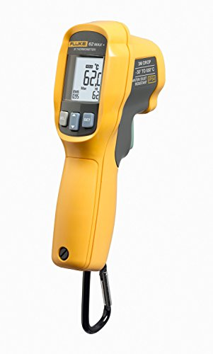 Fluke 62 Max+ Infrared Thermometer (Not for human...