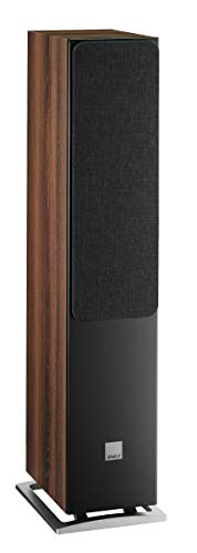 Dali Oberon 5 Floorstanding Speaker - Dark Walnut...