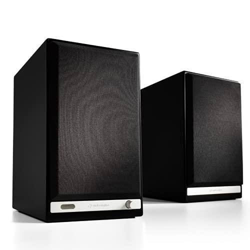 Audioengine HD6 Wireless Speaker | Desktop Monitor...