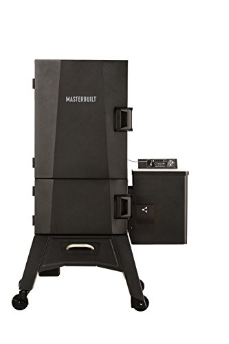 Masterbuilt MB20250618 MWS 330B Pellet Smoker,...