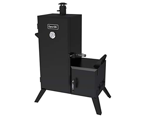 Dyna-Glo DGO1176BDC-D Vertical Offset Charcoal...