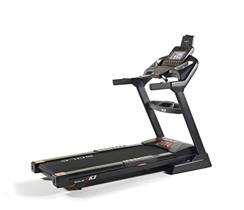 SOLE, F63 Treadmill, Home Workout Foldable...