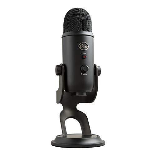 Blue Yeti USB Mic for Recording &...