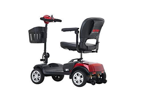 Pride Mobility Go-Go Traveler Elite Plus 4-Wheel...