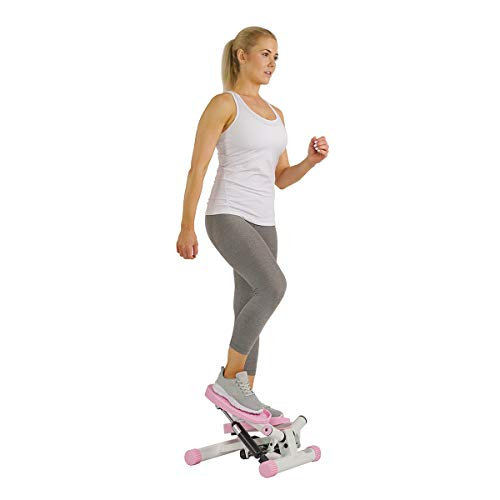 Sunny Health and Fitness Adjustable Mini Stair...