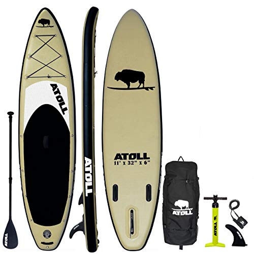 Atoll 11' Foot Inflatable Stand Up...