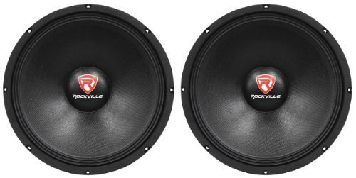 (2) New Rockville RVP15W8 2000 Watt...