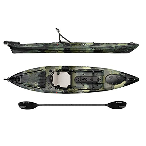 Vibe Kayaks Sea Ghost 130 | 13ft...