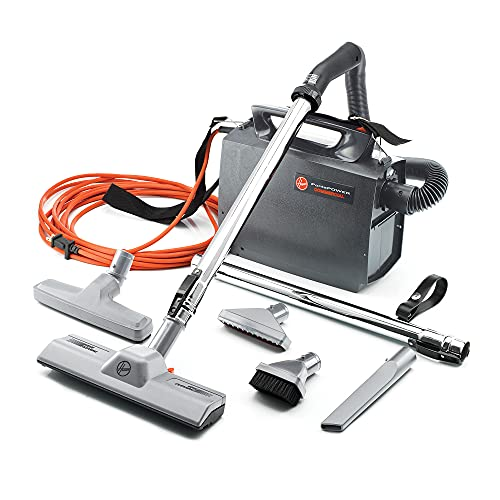 Hoover CH30000 Canister Vacuum Cleaner, 18'D x...