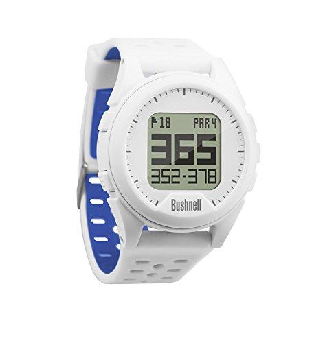 Bushnell Neo ION Golf GPS Watch, White