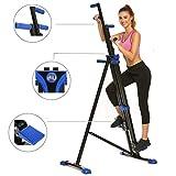 Hurbo Vertical Climber Home Gym Exercise Folding...