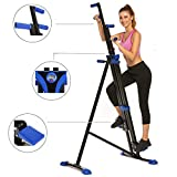 Hurbo Vertical Climber Home Gym Exercise Folding...