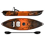 Vibe Kayaks Skipjack 90 9 Foot Angler and...