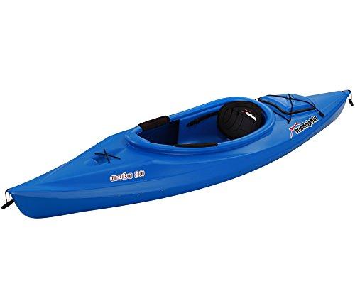 Sun Dolphin Aruba Sit-in Kayak, Paddle Included...