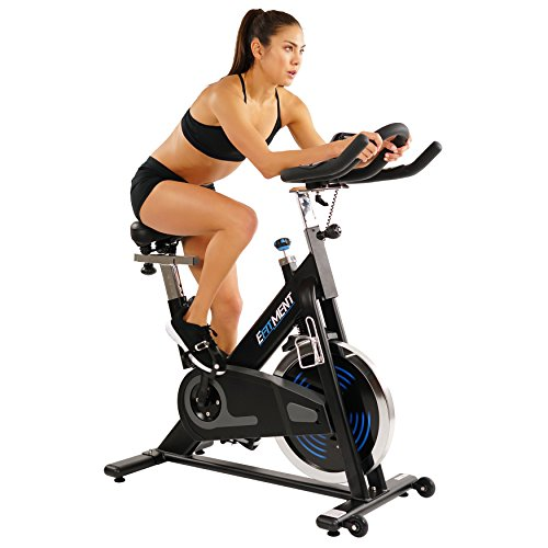 EFITMENT Indoor Cycle Bike, Magnetic Cycling...