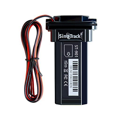 SINOTRACK Vehicle Car GPS Tracker, Anti Lost Alarm...