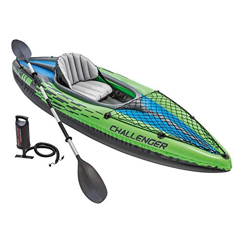 Intex Challenger K1 Kayak, 1-Person...