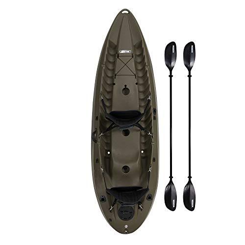 Lifetime Sport Fisher Single or Tandem Kayak, 10...