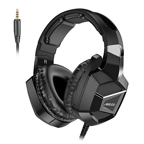 Jeecoo J20 Stereo Gaming Headset for PS4, Pro,...