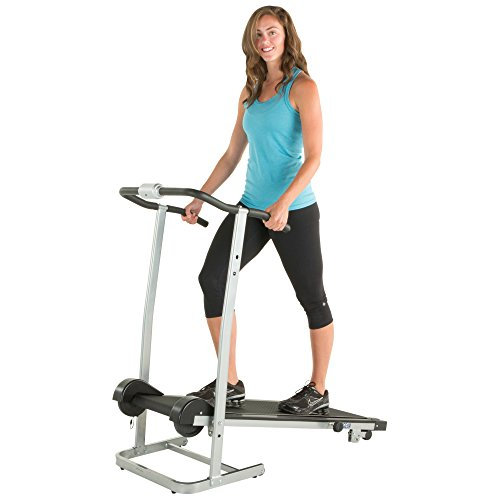 ProGear 190 Manual Treadmill with 2 Level Incline...