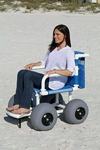 Beach/All Terrain Wheelchair, 12'...