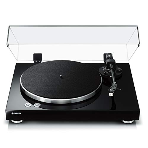 Yamaha TT-S303 Hi-Fi Vinyl Belt Drive Turntable...