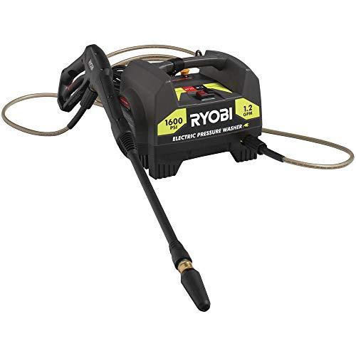 Ryobi 1,600-PSI 1.2-GPM Electric Pressure Washer...