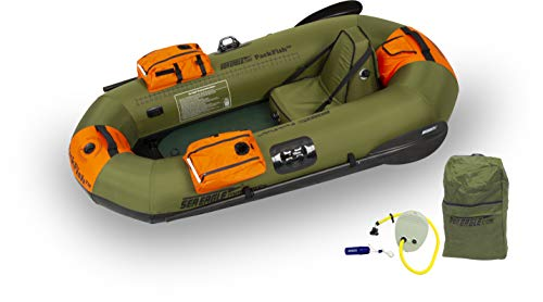 Sea Eagle PF7K PackFish Inflatable...