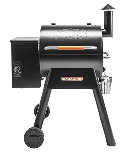 Traeger Grills TFB38TOD Renegade Pro Pellet Grill...