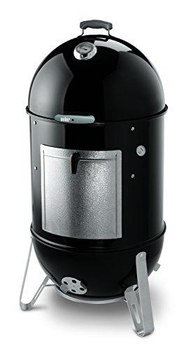 Weber 22-inch Smokey Mountain Cooker, Charcoal...