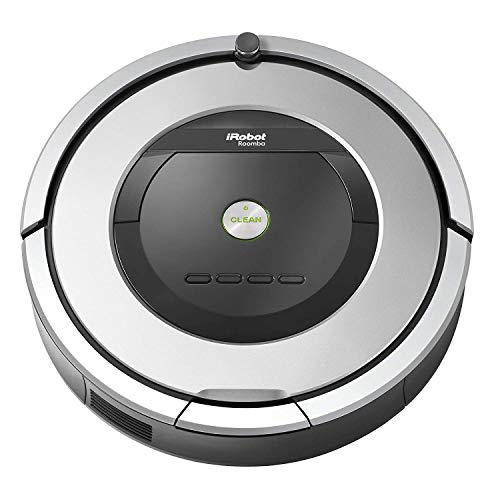 (Renewed) iRobot Roomba 860 Robotic Vacuum with...