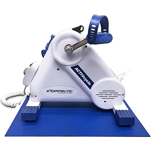 Exerpeutic Motorized Leg and Arm Pedal Exerciser...
