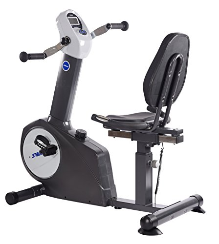 Stamina Elite Total Body Recumbent Bike with Upper...