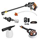 WORX WG625.4 20V Cordless Hydroshot Portable Power...