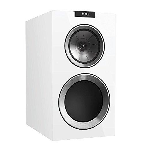 KEF R300 Bookshelf Loudspeaker -...