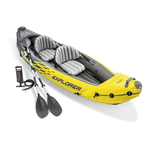 Intex Explorer K2 Kayak, 2-Person...