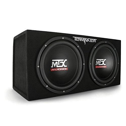 MTX Audio Terminator Series TNE212D 1,200-Watt...