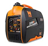 WEN 56225i Super Quiet 2250-Watt Portable Inverter...