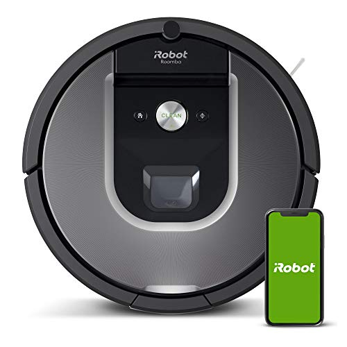 iRobot Roomba 960 Robot Vacuum- Wi-Fi Connected...