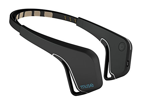 MUSE: The Brain Sensing Headband, (Black Headband...