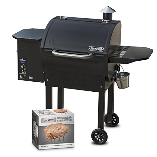 Camp Chef SmokePro DLX PG24 Pellet Grill with...
