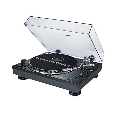 Audio-Technica AT-LP120BK-USB Direct-Drive...