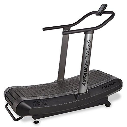 Assault Fitness AirRunner, Black Frame/Charcoal,...