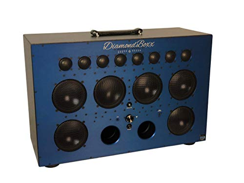 DiamondBoxx Model XL2 Blue 462 -...