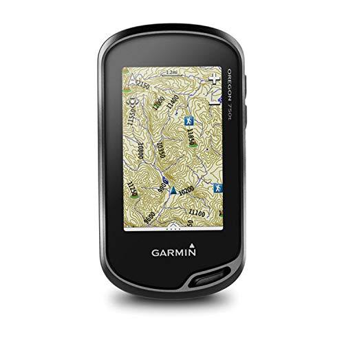 Garmin Oregon 750T, Touchscreen Handheld GPS with...